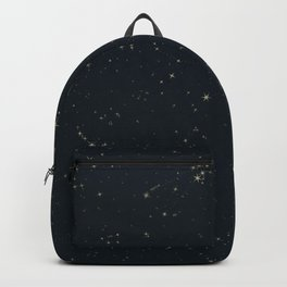 Zodiac Map Backpack