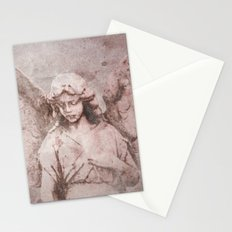 A Guardian Angel, To Watch Over Us A322b Stationery Cards