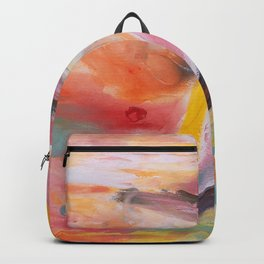 Kaleidoscope-beautiful form of life, joy, hope and full of surprises Backpack