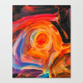 Blir Canvas Print