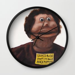 Franklin from Arrested Development Wall Clock