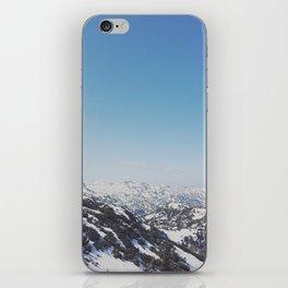 Untersberg, Austria iPhone Skin