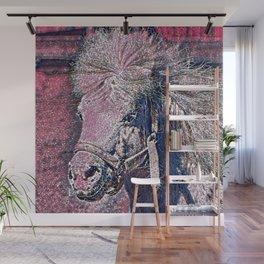 GlitzyAnimal_Horse_001_by_JAMColors Wall Mural