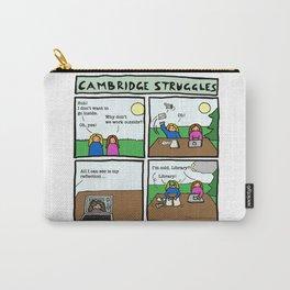Cambridge struggles: Sun Carry-All Pouch