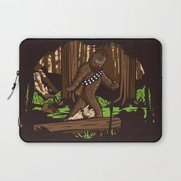 The Bigfoot of Endor Laptop Sleeve