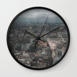 London's skyline Wall Clock