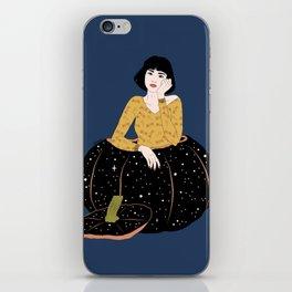 A Special Pumpkin - Colour version iPhone Skin