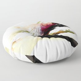 Day 12: To appreciate the imperfections that accompany beauty is the be close to nature. Floor Pillow