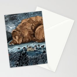 The Lake House Stationery Cards