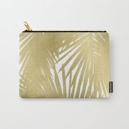 Palms Gold Carry-All Pouch