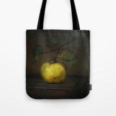autumn fruit ( quince ) Tote Bag