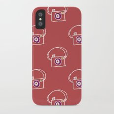 Say Cheese! Slim Case iPhone X