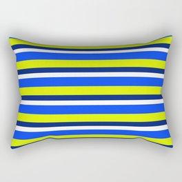 fresh summer colors Rectangular Pillow