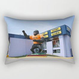 Giant Ape Rectangular Pillow