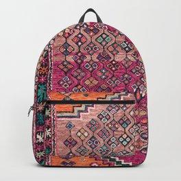 Traditional Moroccan Berber Artwork Design E17 Backpack