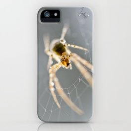 Little Spider iPhone Case