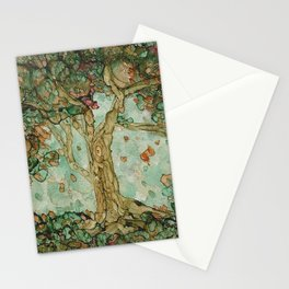 Autumn tranquility Stationery Cards
