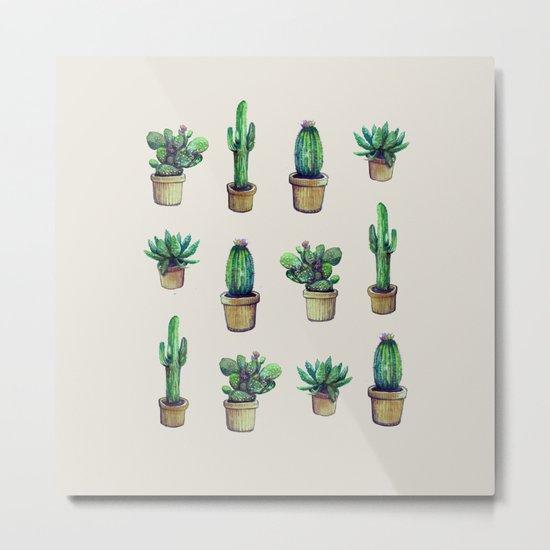 cactus original Metal Print
