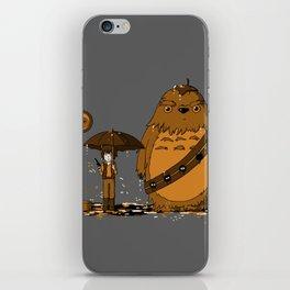 My Neighbour Chewie II iPhone Skin