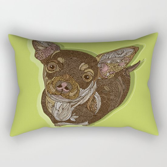Honcho Rectangular Pillow
