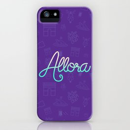Cool Word iPhone Case