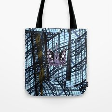 Music Will Prevail Tote Bag