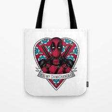 You My Chimichanga  Tote Bag