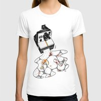 polaroid T-shirts featuring Polaroid by david_draft
