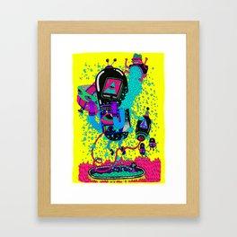 spirito Framed Art Print