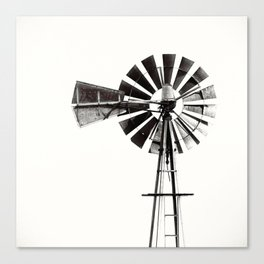 WINDMILL #3 Canvas Print