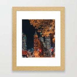 Gooderham Building Framed Art Print