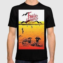 Fear and Loathing in Las Vegas- Desert T-shirt