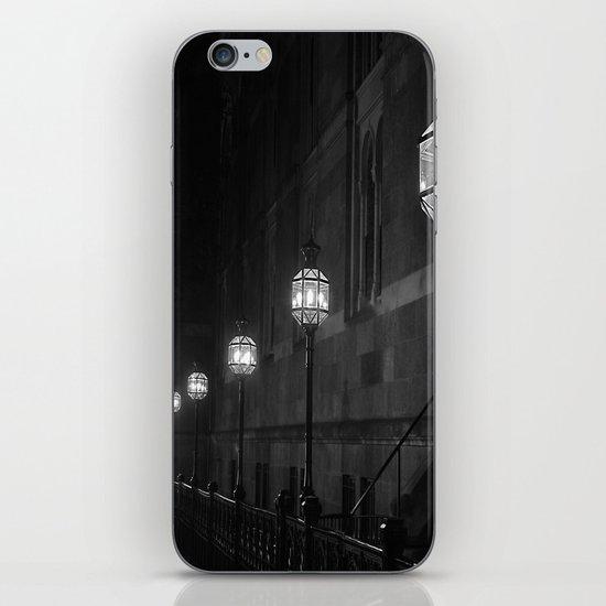 Late Night Lights iPhone & iPod Skin