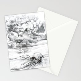 Another Boat Motor Casualty Stationery Cards