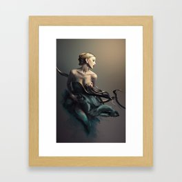 MARA Framed Art Print