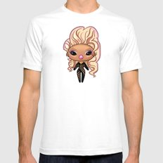 RuPaul - Season 6 Mens Fitted Tee SMALL White