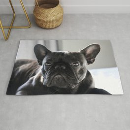 Dog by Darby Henjum Rug