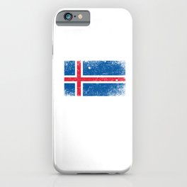Skal Norwegian Flag Friendship Scandinavian Toast Drinking Norges Flagg Gifts iPhone Case