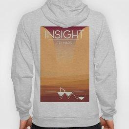 InSight to Mars Hoody