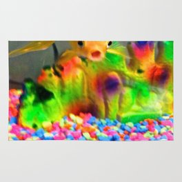 the Fish Tank Rug