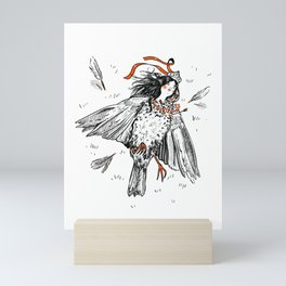 Sirin Mini Art Print