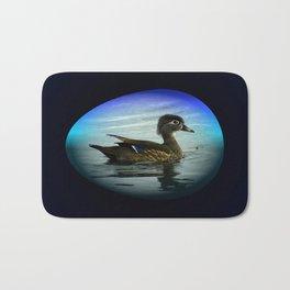 Duck Egg Bath Mat