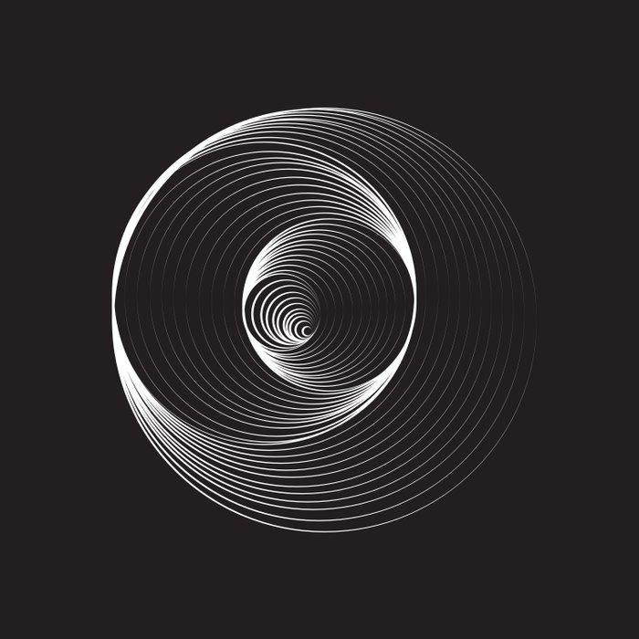 Black Hole - Small Duvet Cover