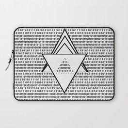 Binary code Laptop Sleeve
