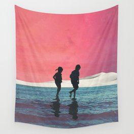 Until Dusk Wall Tapestry