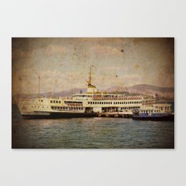Longboattie. Canvas Print