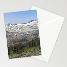 Pyramid Peak Stationery Cards