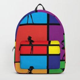 Fashion Girl Backpack