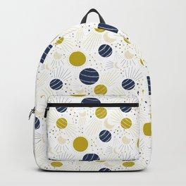 Celestial Planetary Adventure Backpack