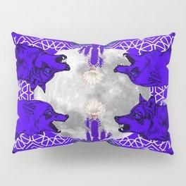 Blue moon Pillow Sham